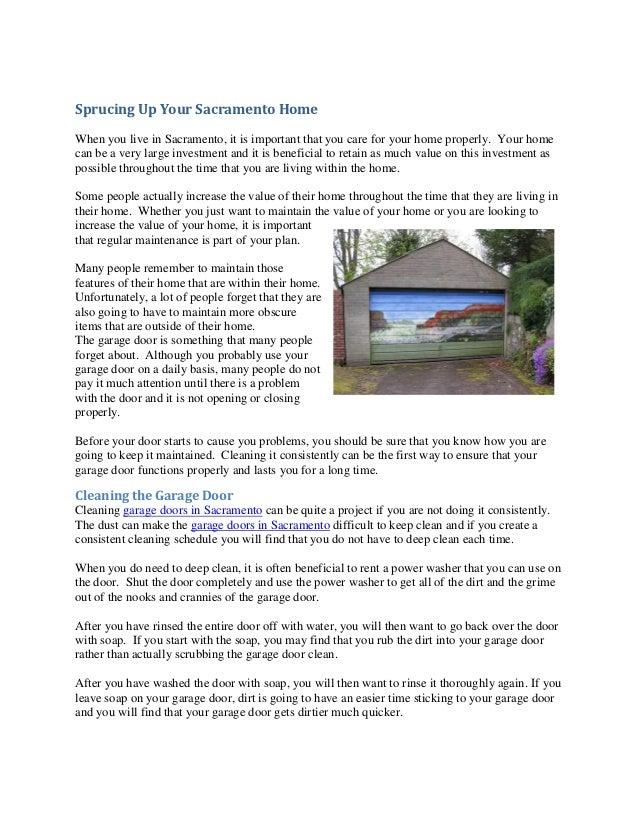 Bon Delta Door Company Sprucing Up Your Sacramento Home