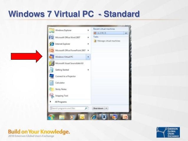 DeltaV Virtualization