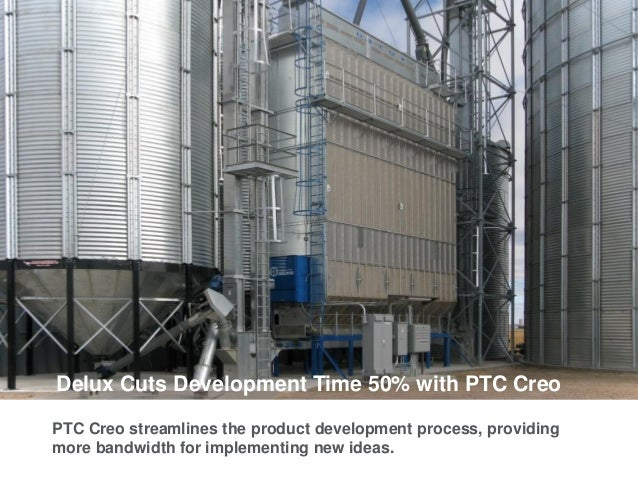 Delux Cuts Development Time 50% with PTC Creo PTC Creo streamlines the product development process, providing more bandwid...