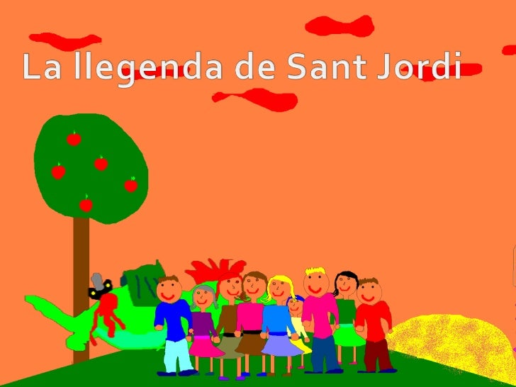 La llegenda de Sant Jordi<br />