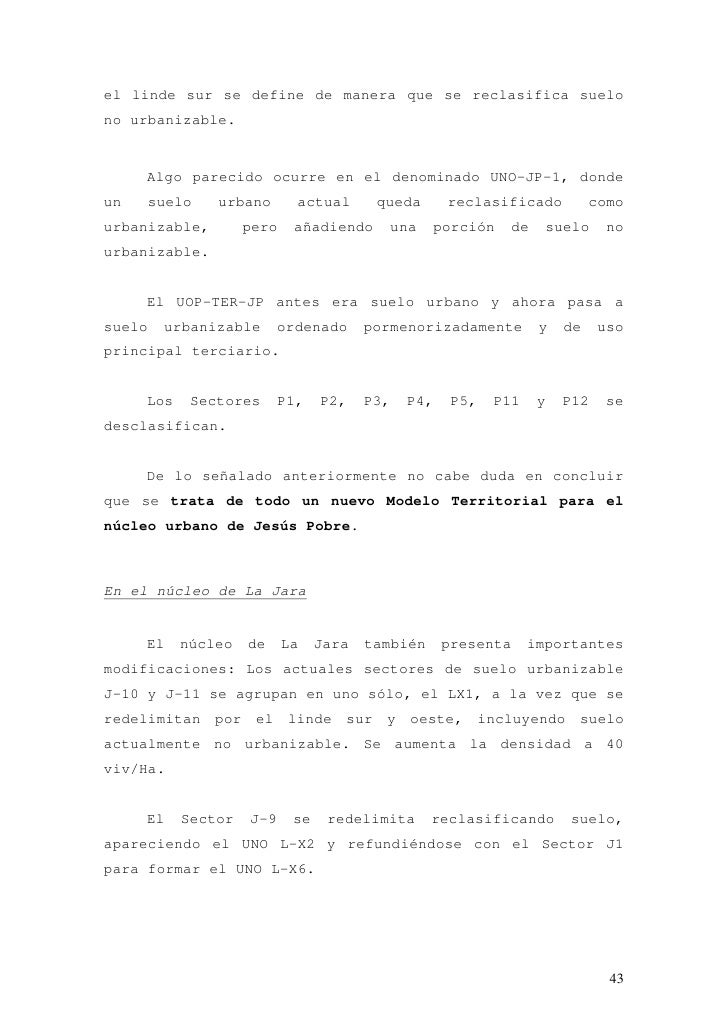 Demanda contencioso plan general transitorio denia asociacion for Modelo demanda clausula suelo