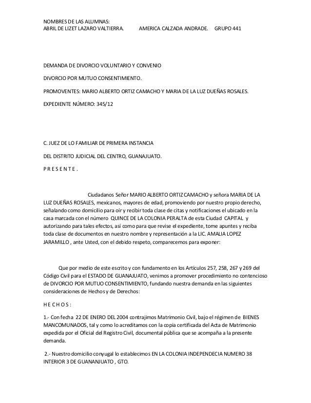 NOMBRES DE LAS ALUMNAS:ABRIL DE LIZET LAZARO VALTIERRA.          AMERICA CALZADA ANDRADE.          GRUPO 441DEMANDA DE DIV...