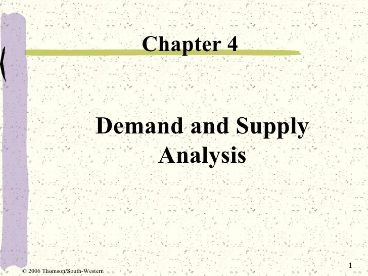 analyzing supply of demand simulation 4 d-4388 1 abstract the main purpose of this paper is to discuss supply and demand in the framework of system dynamics we first review classical supply and demand.