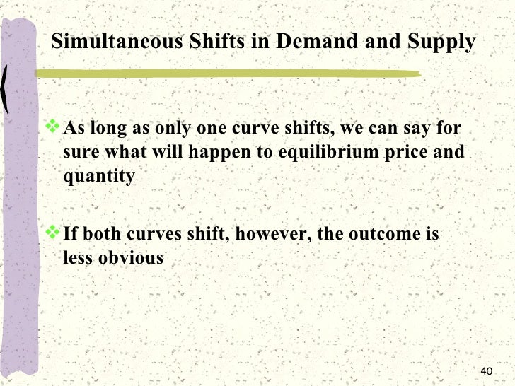 demand and supply analysis of mobile How to study for chapter 7 case studies using demand and supply analysis  chapter 7 develops the ability to apply the analysis of chapter 6 to various cases.