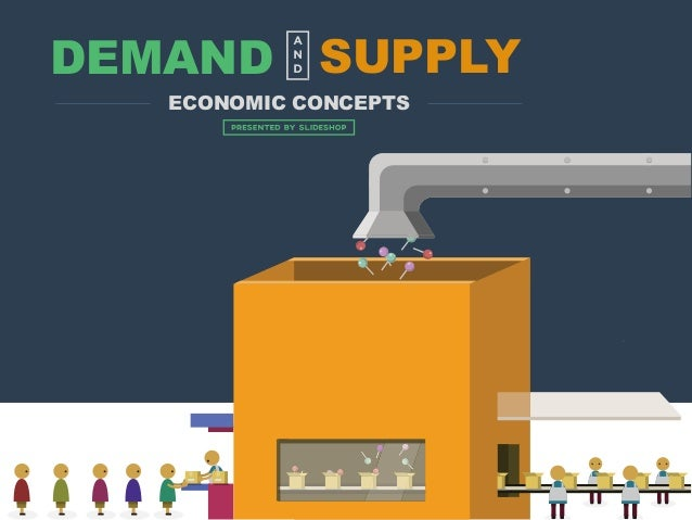 SUPPLYDEMAND ECONOMIC CONCEPTS