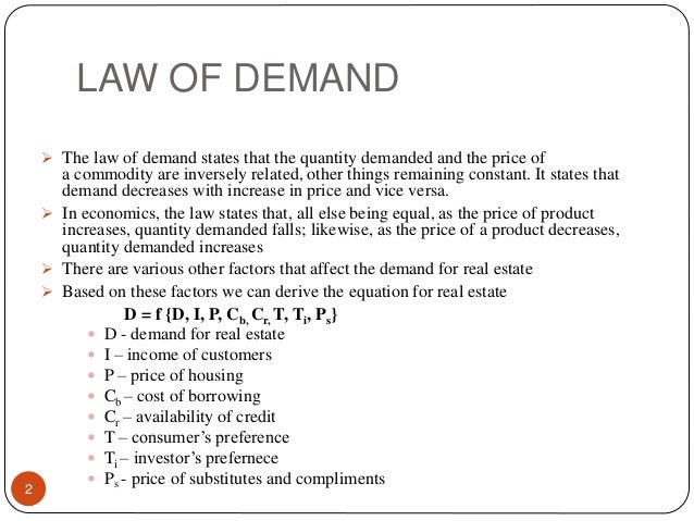 law of supply and demand in real life The laws of supply and demand applied to investing & trading market mastery requires more than a computer, mouse, online connection, and simple setup patterns to.