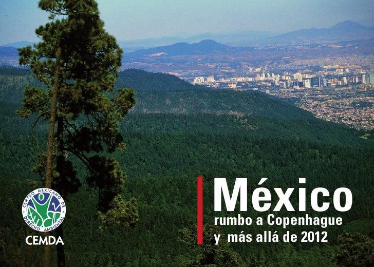 México rumbo a Copenhague y más allá de 2012