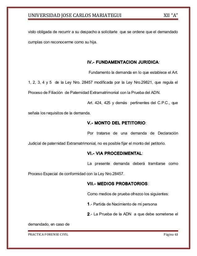"""UNIVERSIDAD JOSE CARLOS MARIATEGUI XII """"A""""  visto obligada de recurrir a su despacho a solicitarle que se ordene que el de..."""