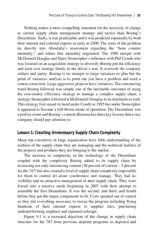 Innovation Case Study Boeing     Dreamliner   Year    HSC   Design     Manya February          boeing     case study jpg