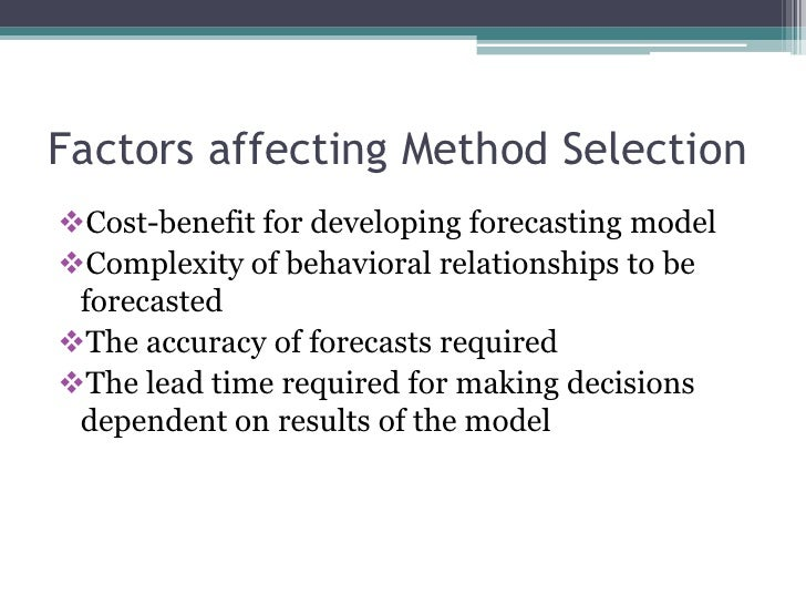 demand estimation and forecasting This chapter presented the basic techniques of estimating demand functions and forecasting future sales and prices estimation of demand functions is most often.