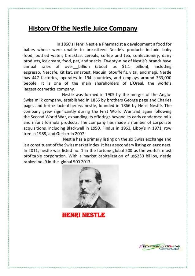 swot analysis of nestle pakistan pdf
