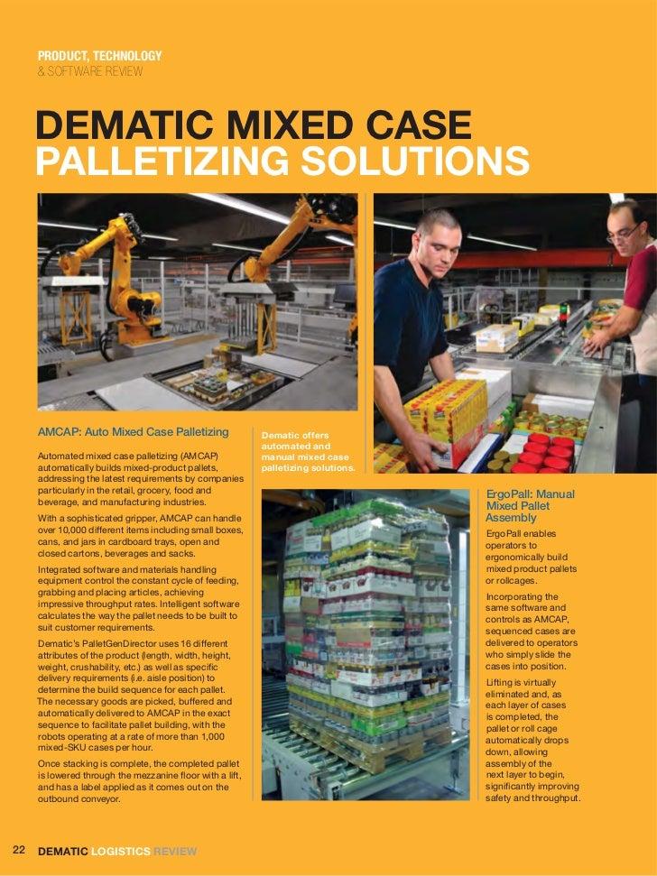 Dematic Logistics Review 1