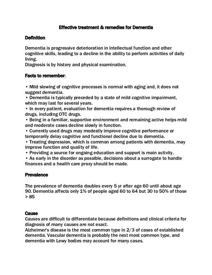 Effective treatment for dementia  in Mindheal Homeopathy clinic ,Chembur, Mumbai,Maharashtra,India.