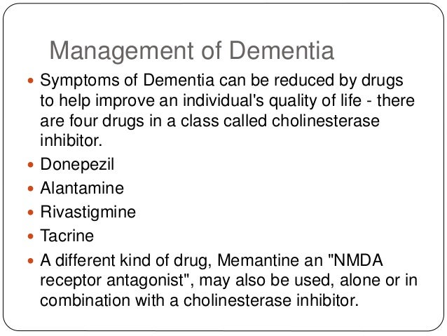 Non-pharmacological treatments