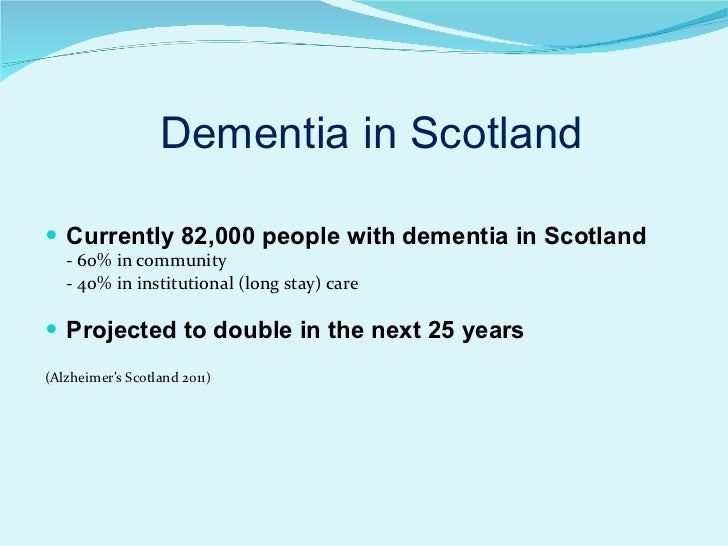 Supporting people with Dementia in the General Hospital