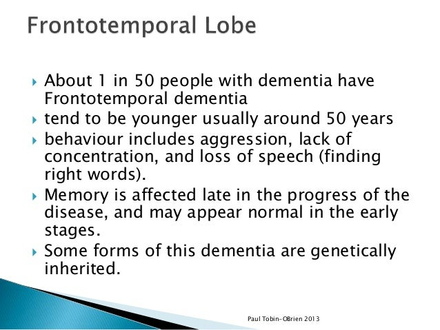 Parkinsons Disease Progression >> Dementia awareness and education