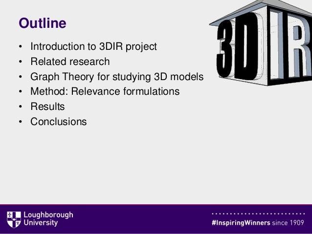 [3DIR]  BIM Search Engine: Exploiting Interrelations between Objects when Assessing Relevance Slide 2