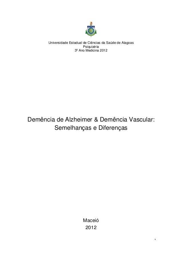 Universidade Estadual de Ciências da Saúde de Alagoas                            Psiquiatria                      3º Ano M...