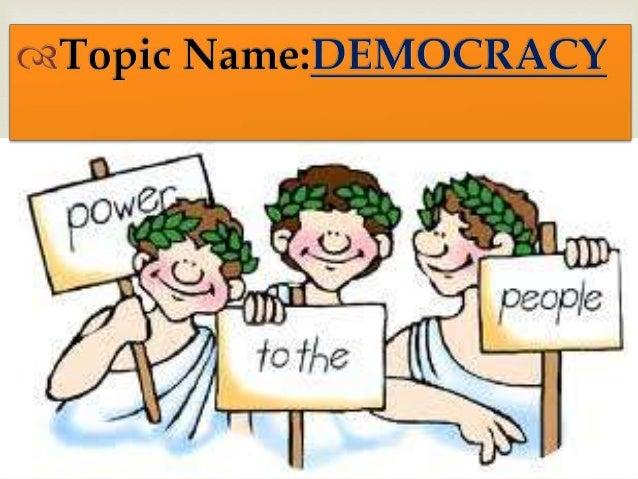 Athenian democracy definition
