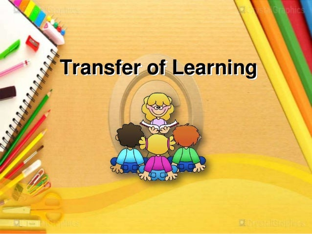 learning and motivation Start studying learning and motivation chapter 4 learn vocabulary, terms, and more with flashcards, games, and other study tools.