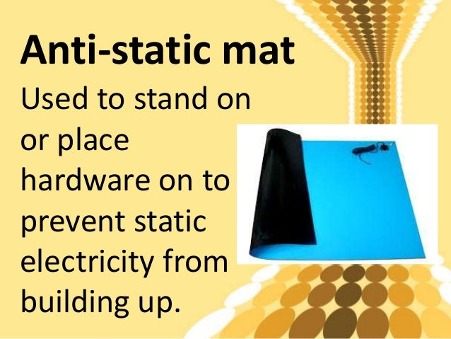 Anti-Static Devices - What Are Their Uses