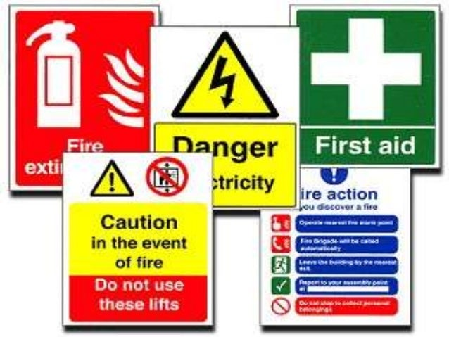 Occupational Health And Safety Procedures