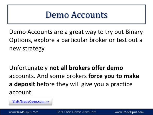30 ada binary options demo accounting