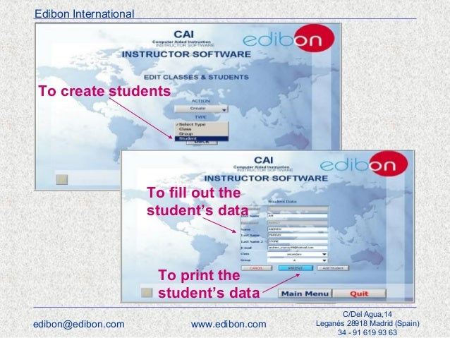 computer aided instruction software mathalge for Icai interactive computer aided instruction software system technical teaching equipment page 1 european union certificate (total safety) iso 9000: quality management.
