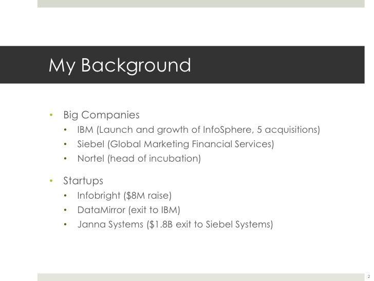 Startup Marketing 101 Slide 2
