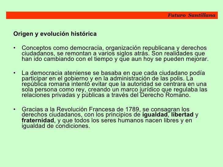 El Matrimonio Romano Evolucion Historica : Democracia