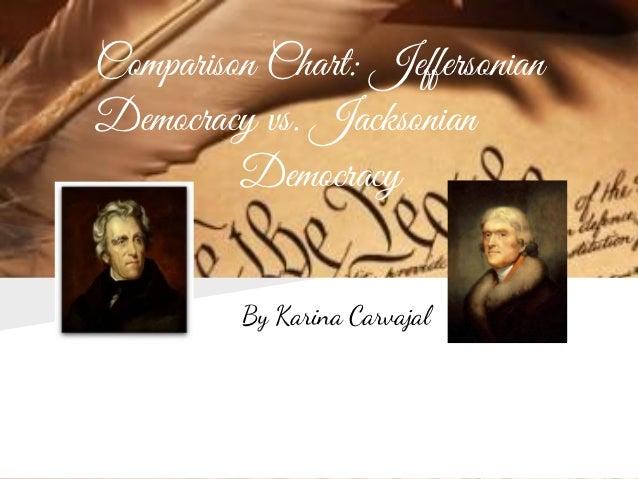 Jefferson vs jackson essay help
