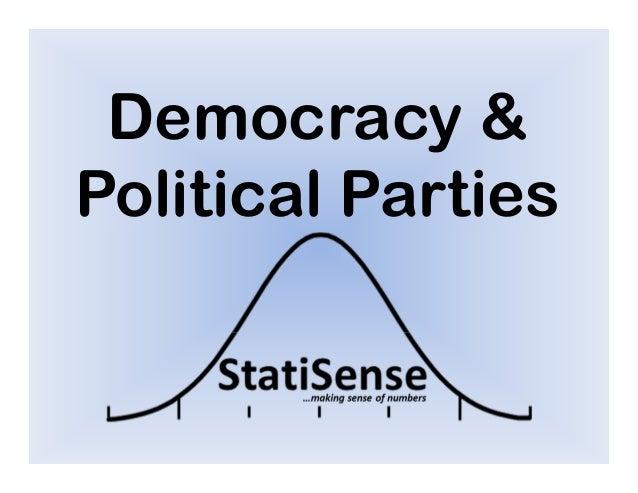 Democracy &Political Parties