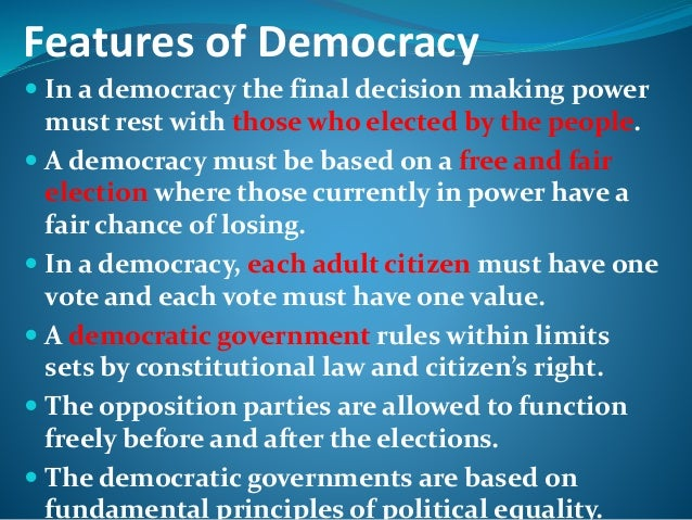 Essay on importance of voting in indian democracy