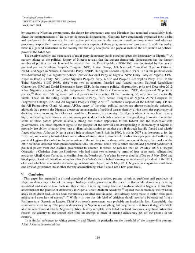 problems and prospect of atm in nigeria The problems and prospect of reference services in academic libraries in anambra state a case study of anambra state university, uli chapter one introduction background of the study – – – – 1 statement of the problem – – – – 6 purpose of the study – – – – – 8 research questions .