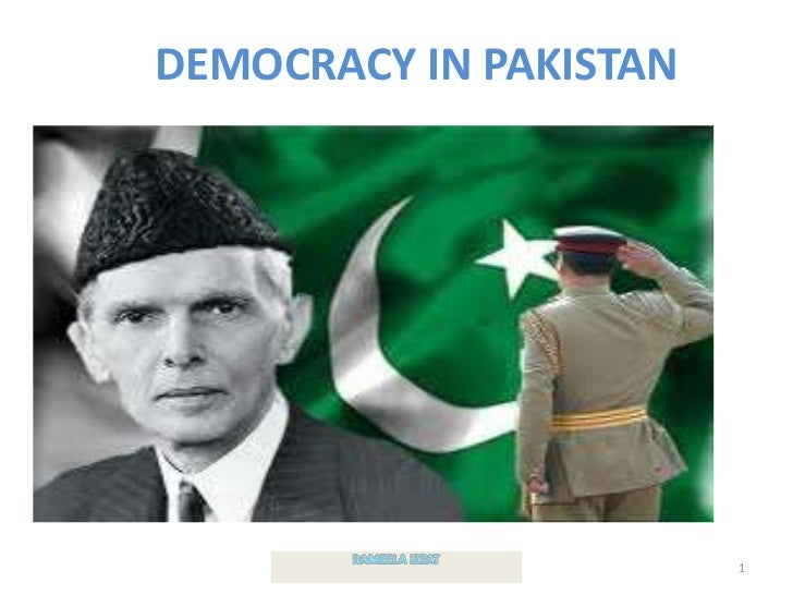 english essay democracy pakistan