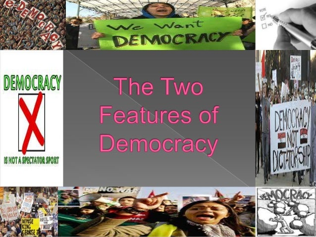 Democracy: The Road to Socialism