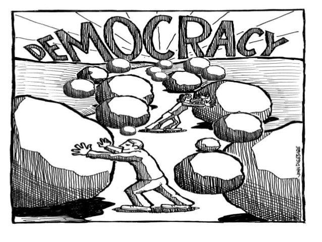Democracy Or Dictatorship