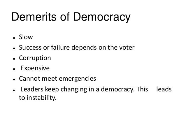 indian democracy success or failure Essays - largest database of quality sample essays and research papers on indian democracy success or failure.