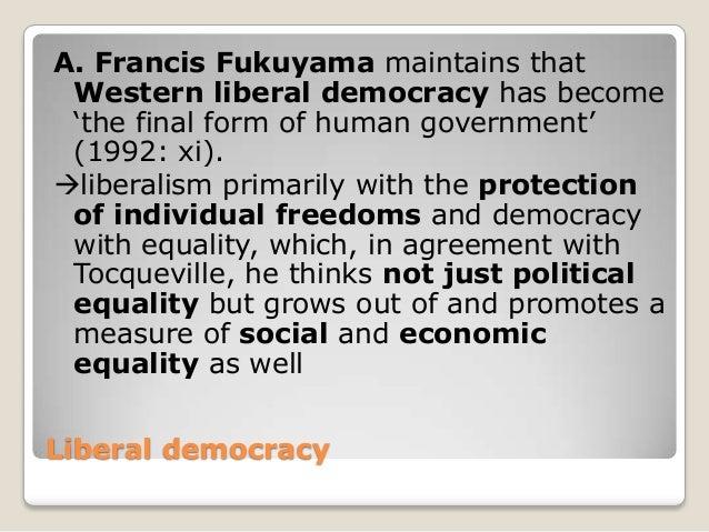 Democratic Regimes