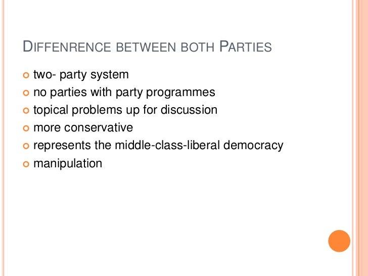 democratic and republican party bella hettich