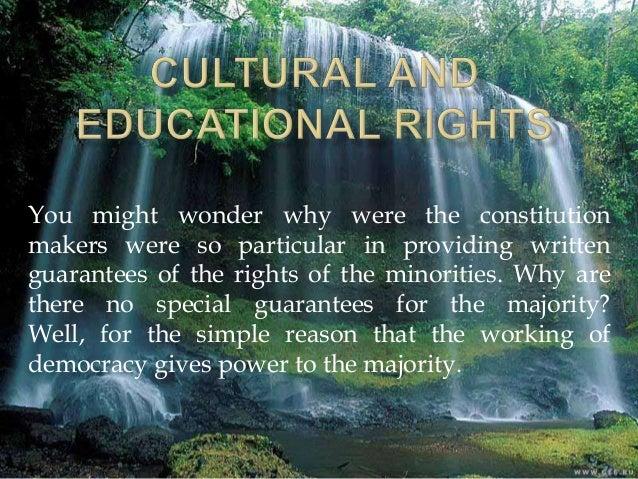 Democratic rights by Arjun malik