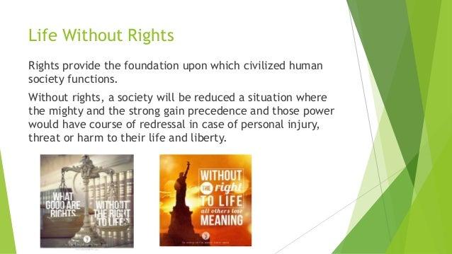 Democratic rights