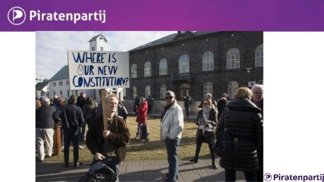 Meer lezen: • De toekomst vand de democratie volgens Matthijs Pontier van de Piratenpartij • Democratische vernieuwing, he...