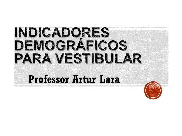 Professor Artur Lara