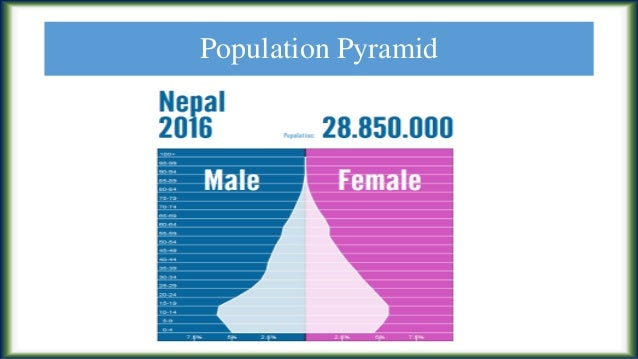 Nepal - Median age of the population 1950-2050 | Statistic
