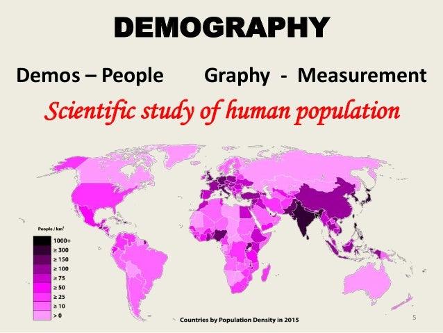 Resultado de imagen de DEMOGRAPHY