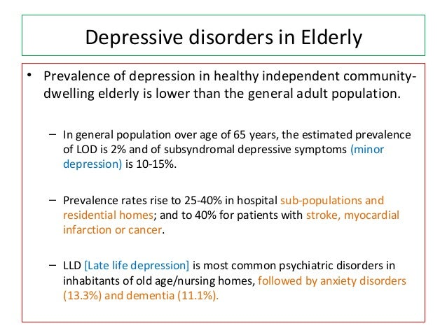 prevalence of dementia among older adults