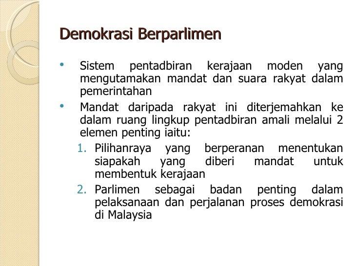 1 K3 T5b7 Demokrasi Berparlimen