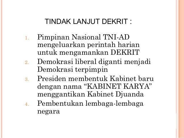 LEMBAGA-LEMBAGA NEGARA: (TERCANTUM DALAM UUD'45 MAUPUN TIDAK) 1. MPR(S) 2. DPA 3. DPR GR (Gotong Royong) 4. Front Nasional...