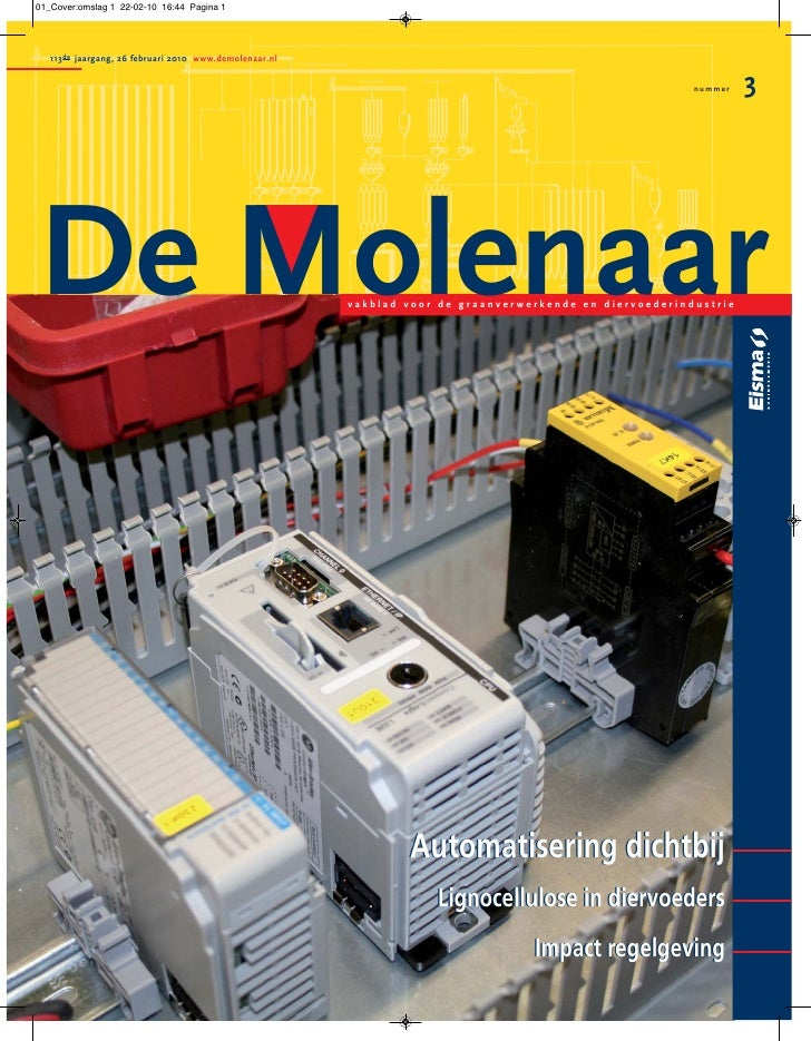 01_Cover:omslag 1 22-02-10 16:44 Pagina 1        113 de jaargang, 26 februari 2010 www.demolenaar.nl                      ...